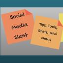Social Media Slant logo