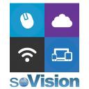 soVision logo
