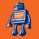Sticker Robot logo