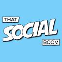 That Social Boom logo