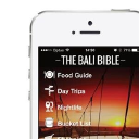 The Bali Bible logo
