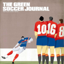 The Green Soccer Journal logo