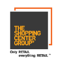 The Shopping Center Group logo