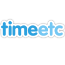 Time Etc - Uber talented people, by the hour logo