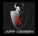 TK App Design logo