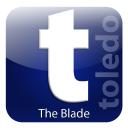 The Toledo Blade logo