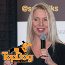 Top Dog Social Media logo
