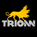Trionn Design - A Design Studio logo