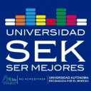 Universidad Internacional SEK logo