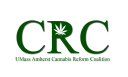 UMass Cannabis Reform Coalition (UMass CRC) logo