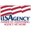 USAgency, America's Advertising Agency Network logo