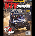 UTV Off-Road Magazine logo