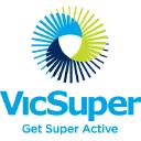 VicSuper logo