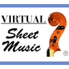 Virtual Sheet Music Inc. logo