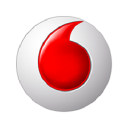 Vodafone UK logo