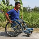 Whirlwind Wheelchair International logo