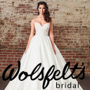 Wolsfelt's Bridal logo