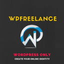 WPFREELANCE - a WordPress, Laravel/PHP development firm logo