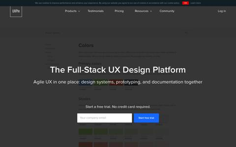 The Full-Stack UX Design Platform