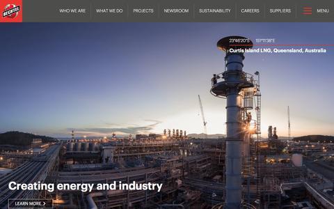 Engineering, Construction & Project Management - Bechtel