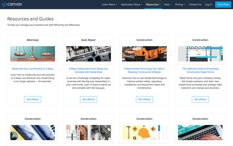 Resources and Guides: Grow Your Business with Technology