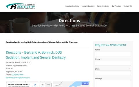 Maps & Directions Pages on HubSpot   Website Inspiration and