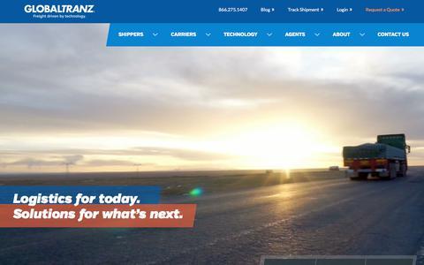 Logistics Services and Freight Management Technology | GlobalTranz