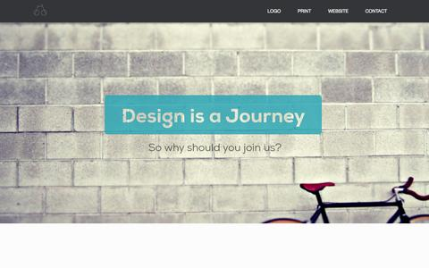 Screenshot of Home Page burnsdesign.ca - | Burns Design - captured Sept. 30, 2014