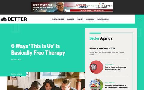 Happier, Healthier, Smarter, BETTER: Life tips   NBC News