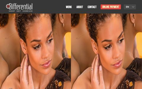 Screenshot of Home Page differentialimaging.com - Differential Imaging - Professional Photo Editing Services - Differential Imaging specializes in photo-editing services for online stores and professional photographers. Our clients choose us for our consistent quality and quick turnaround capabiliti - captured Sept. 12, 2015
