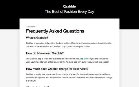 Grabble