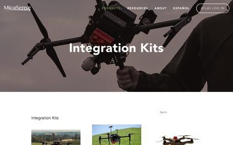 Integration Kits — MicaSense