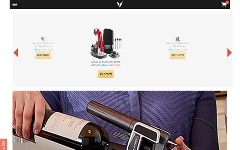 Coravin | Pour wine by the glass without pulling the cork