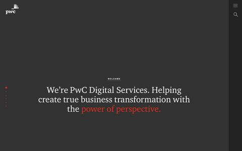 Automotive | Business Strategy & Execution | PwC Digital Services