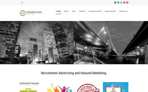 Harger Howe Advertising  Harger Howe Recruitment Advertising