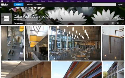 Screenshot of Flickr Page flickr.com - Flickr: dake-wells.com's Photostream - captured Oct. 23, 2014