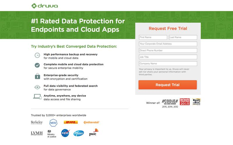 Try inSync Free | #1 Rated Data Protection for Endpoints and Cloud Apps