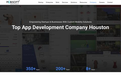 Top App Development Company, Houston | iOS & Android App Developers