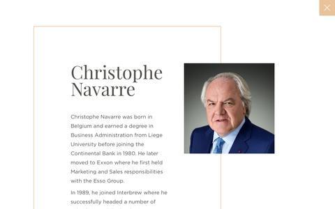 Christophe Navarro   JetSmarter