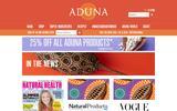 New Screenshot Aduna Ltd Press Page