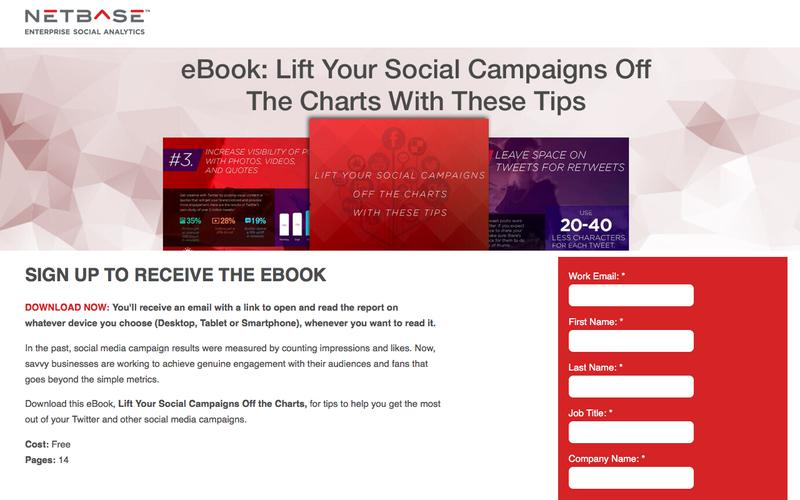Lift Your Social Campaigns Off the Charts