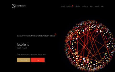 Homepage | SilentCircle