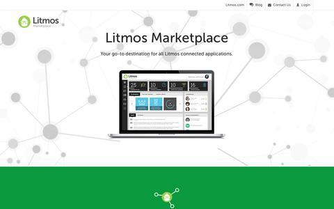Litmos Marketplace | Learning Management System Marketplace