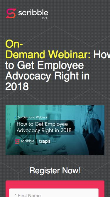 How to Get Employee Advocacy Right in 2018