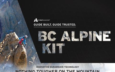 Alpine | Eddie Bauer
