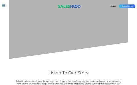 SalesHood - Company