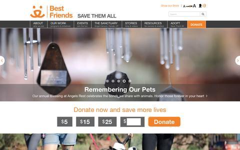 Best Friends | Best Friends Animal Society