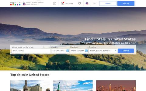 United States Hotels - Online hotel reservations for Hotels in United States