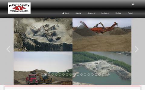 Screenshot of Blog kawvalleyco.com - Blog | Kaw Valley Companies, Inc. - captured Nov. 2, 2014