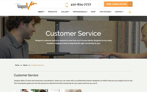 Screenshot of Support Page vangura.com - Why We Have Frequent & Reliable Customer Service? Explore Vangura - captured Dec. 20, 2018
